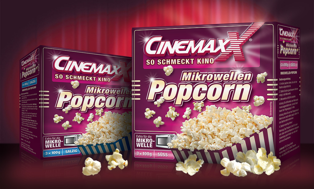 CINEMAXX POPCORN